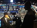 Manu Raju reporting at the Democratic National Convention.jpg