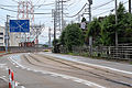 Manyou line shinyoshihisa a train stop second.JPG