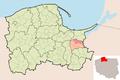 Map - PL - powiat malborski - Nowy Staw.PNG