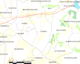 Map commune FR insee code 14161.png