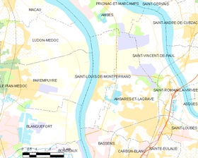 Map commune FR insee code 33434.png