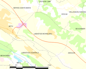 Map commune FR insee code 64290.png