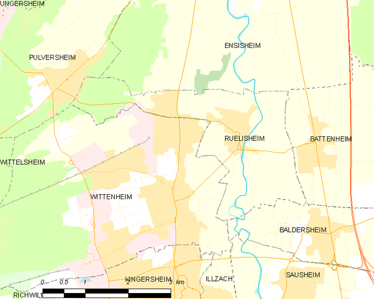 File:Map commune FR insee code 68289.png