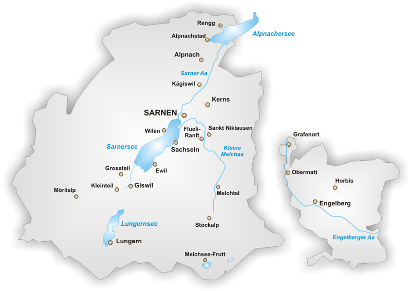 Tiedosto:Map of Canton Obwalden.png