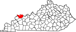 Map of Kentucky highlighting Henderson County.svg