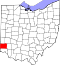 Butler County map