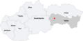 Map slovakia henclova.png
