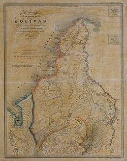 Mapa del Estado de Bolívar (1865).jpg