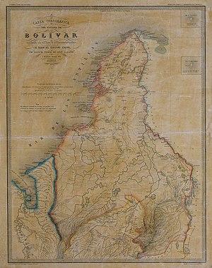 Bolívar State, Colombia - Sovereign State of Bolívar