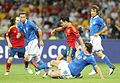 Marchisio, Xavi, Montolivo and Pirlo Euro 2012 final.jpg