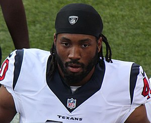 Marcus Williams (cornerback) - Williams with the Texans in 2014