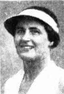 Margaret Molesworth Australian tennis player