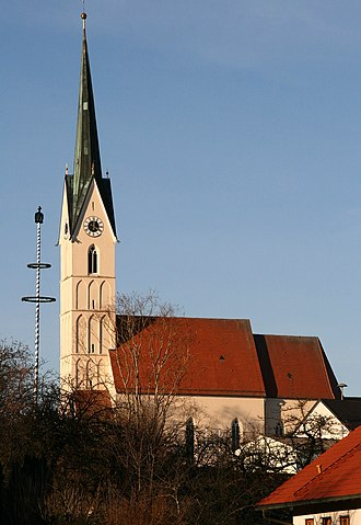 Lohkirchen - Church of the Assumption of the Virgin Mary