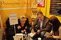 Maria Czubaszek i Artur Andrus - Targi Książki.JPG