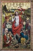 Maria Laach Kirche Flügelaltar Auferstehung 02.jpg