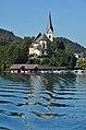 Maria Wörth Pfarrkirche hll. Primus und Felizian O-Ansicht 24092013 4977.jpg