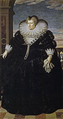 María de Médici viuda (1613) 31ed99e638a1