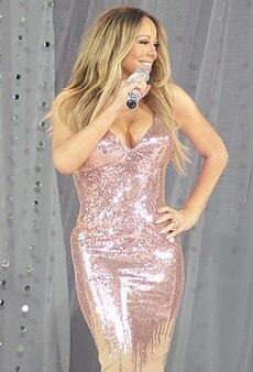 Mariah Carey - Wikipedia, la enciclopedia libre Mariah Carey