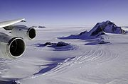 Marie Byrd Land, West Antarctica by NASA