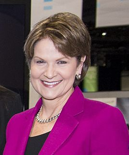 Marillyn Hewson President and chief executive officer of Lockheed Martin.
