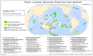 Marine protected area - Marine protected areas
