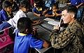 Marines learn value of volunteering 140218-N-LX503-057.jpg
