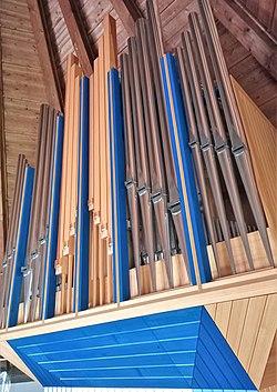 Markt Schwaben, Philippuskirche (Eule-Orgel) (4).jpg