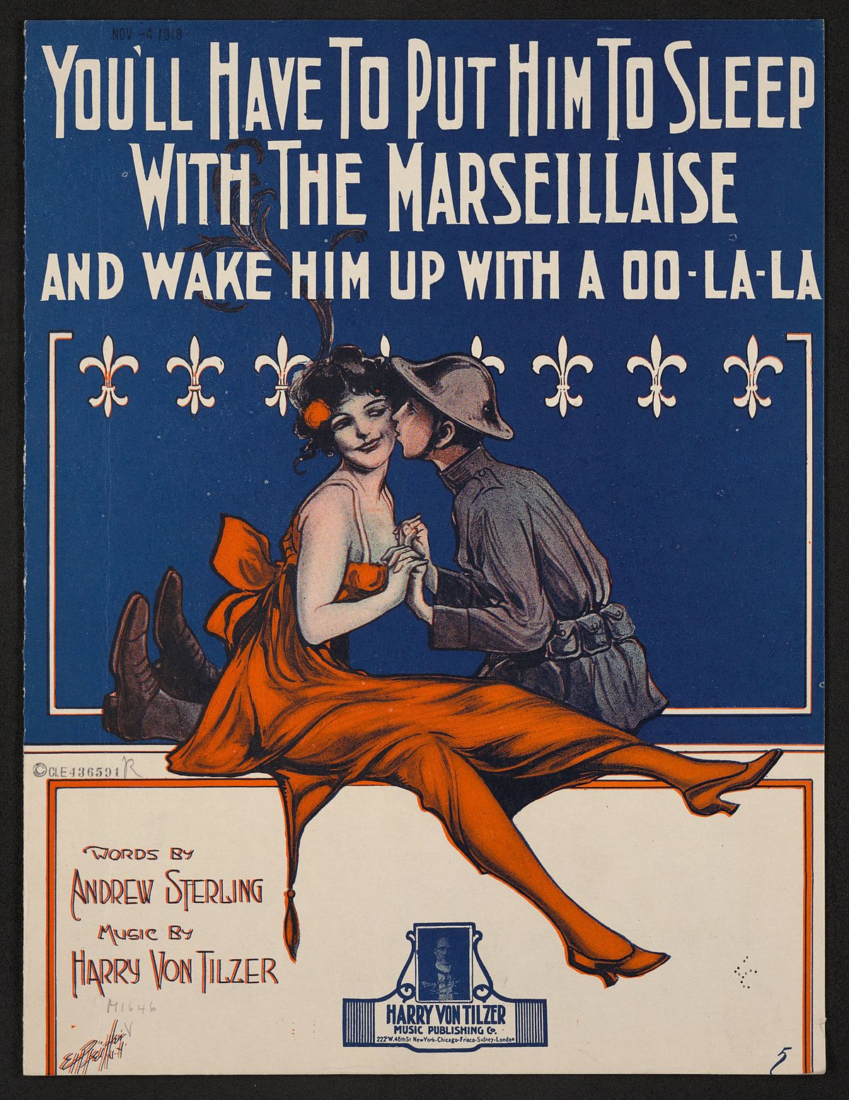 wiki youll have sleep with marseillaise wake