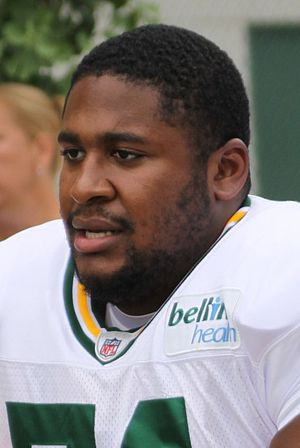 Marshall Newhouse - Newhouse with the Packers in 2011.