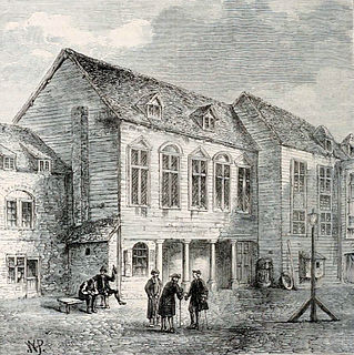 Marshalsea Former prison in Southwark, London