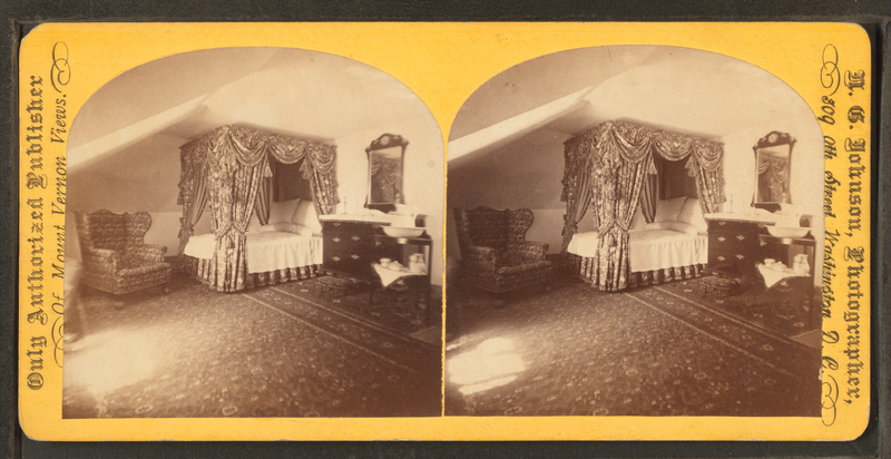 File:Martha Washington's bed chamber, by N. G. Johnson 2.png