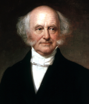24th United States Congress - President of the Senate Martin Van Buren
