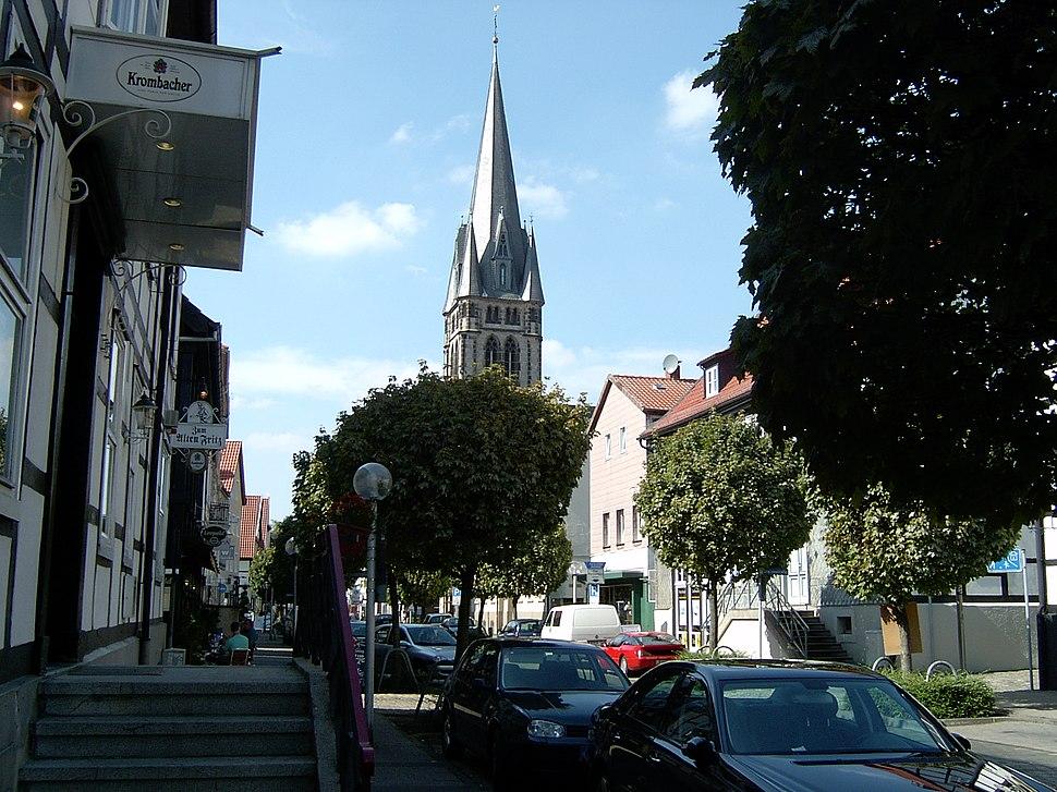Martin Luther Kirche Detmold