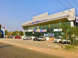 Maruti Suzuki - Car showroom near Eluru