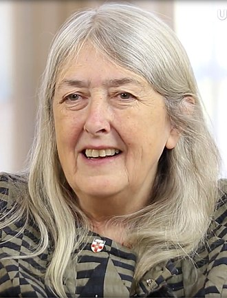 Mary Beard (classicist) - Beard in 2017
