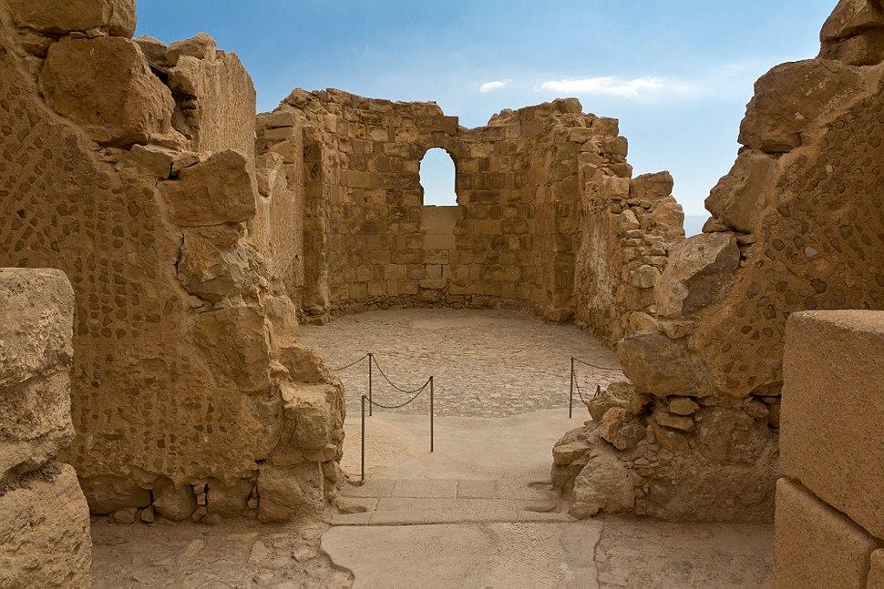 Masada 051013 Chapel 01