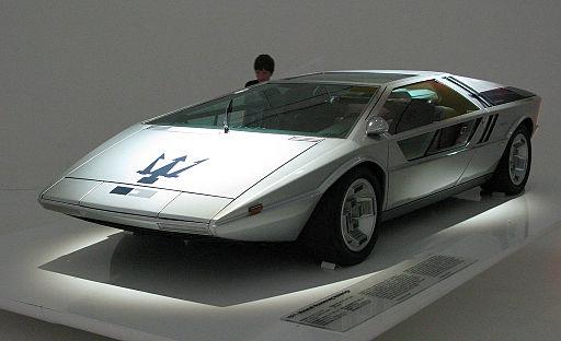 Maserati Boomerang fl