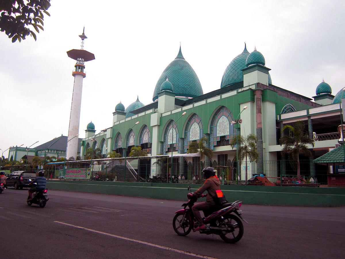 Masjid Agung Baiturrahman Banyuwangi Bahasa