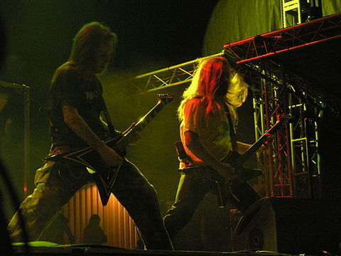 Children Of Bodom live at 2007's Masters of Rock. Masters of Rock 2007 - Children of Bodom - 02.jpg