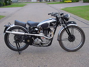 Matchless G3/L - 1939 G3/L