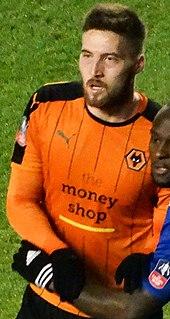 Matt Doherty (footballer, born 1992) Irish footballer