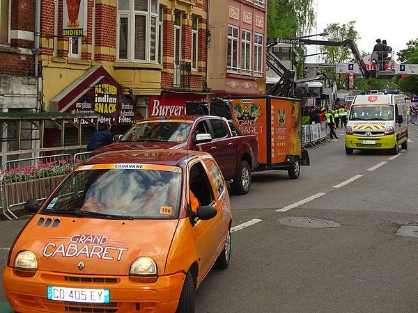 Maubeuge - Quatre jours de Dunkerque, étape 2, 7 mai 2015, arrivée (A16).JPG