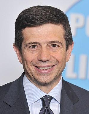 Maurizio Lupi - Image: Maurizio Lupi Official