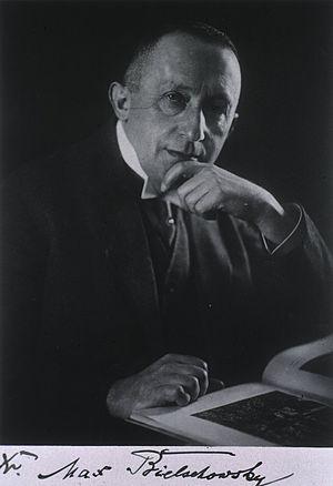 Max Bielschowsky - Max Bielschowsky (1869-1940)