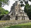 Mayan ruin, Muyul.JPG