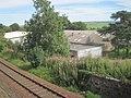 Maybole 1st railway station (site), Ayrshire (geograph 5087329).jpg