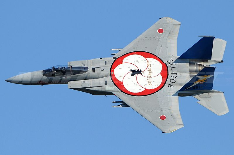 ファイル:McDonnell Douglas (Mitsubishi) F-15J Eagle, Japan - Air Force AN2178672.jpg