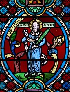 Julia of Corsica Carthaginian Christian martyred on Corsica