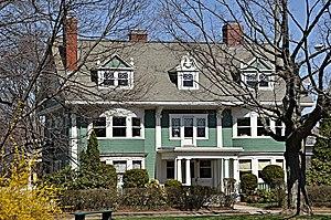 John H. McGill House - Image: Medford MA John H Mc Gill House