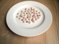 Medicine Drug Pills on Plate.png